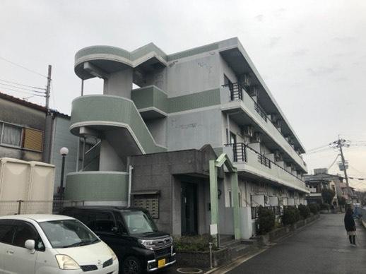 東大阪市 ダイヤモンドパレス